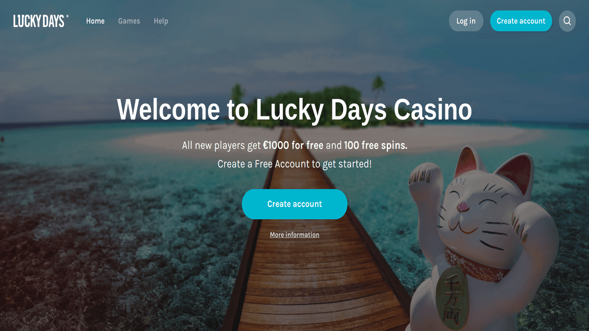 Lucky Days Casino Review