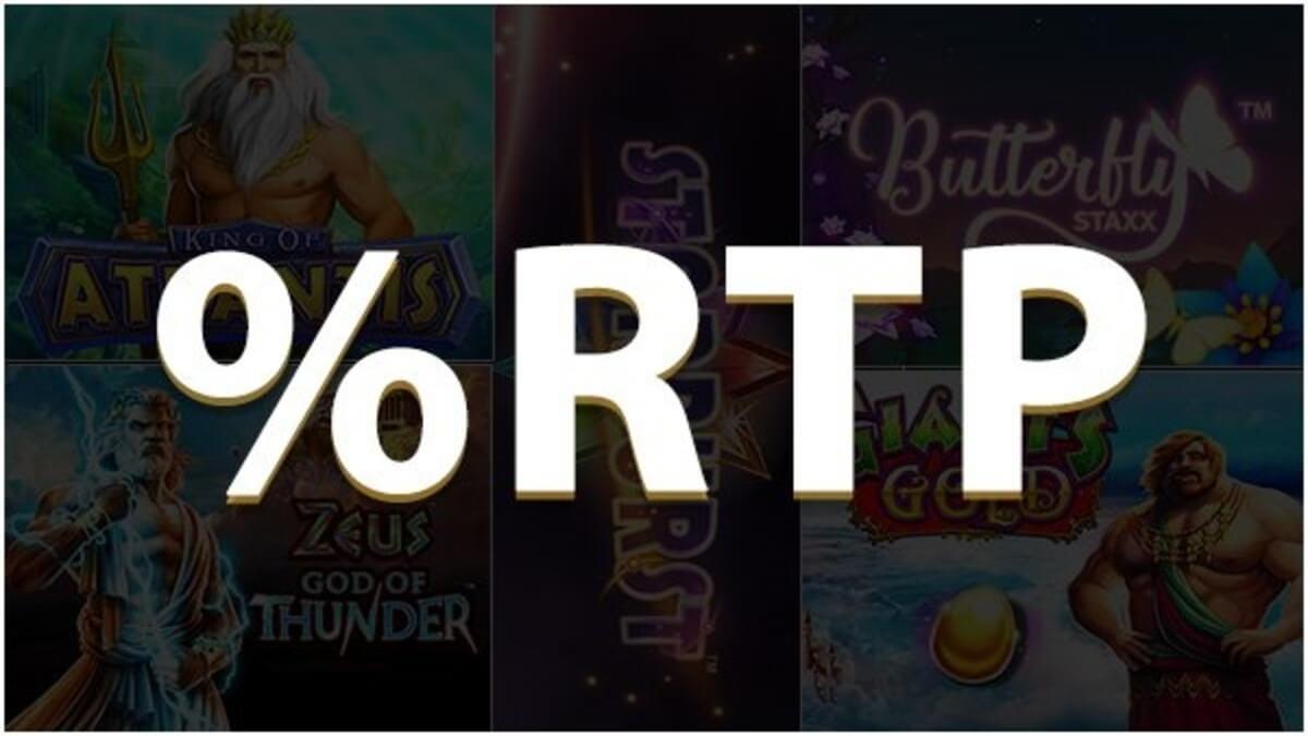 Top 10 - High RTP Slots best RTP slots