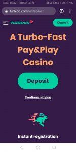 Turbico Mobile Casino