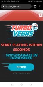 TurboVegas Mobile Casino