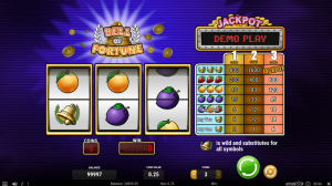 bell of fortune Classic Slots