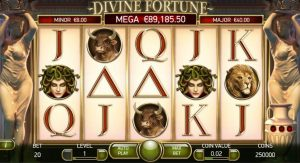 divine fortune local jackpots progressive slots