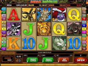 shared jackpots mega moolah