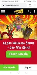 Casoola Mobile Casino