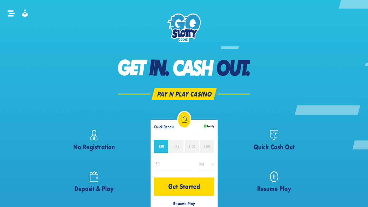 Go Slotty Casino Review
