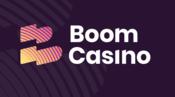 boom casino logo new pay and play casino